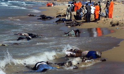 Over 200 Migrants Rescued Off Libyan Coast