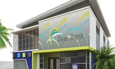 BREAKING: Skye Bank Sacks 50 Workers