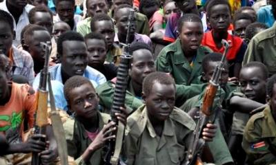 South Sudanese Armed Groups Free 145 Children