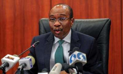 BREAKING: CBN Keeps Interest Rate at 14% as Predicted