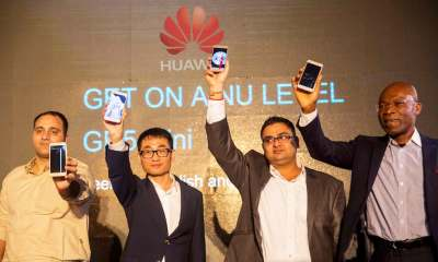 Huawei Unveils World's First Commercial 7nm SoC