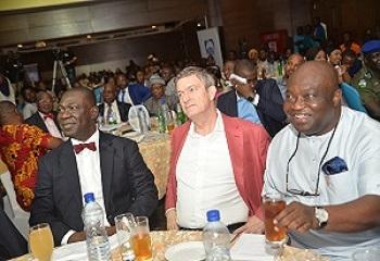 Ekweremadu, Ikpeazu Honour Journalists In Lagos