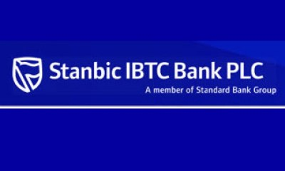 Stanbic IBTC Attracts $590m into Nigeria in 6 months—NBS