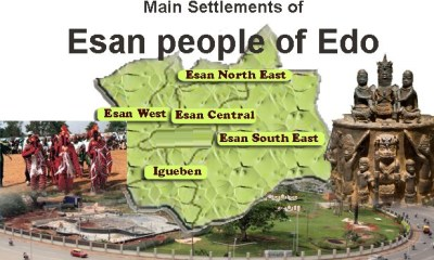 Inheritance: The First Son Takes All In Esan Culture