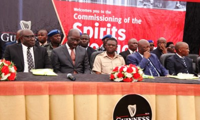 Guinness Nigeria Profit Rises 21% Amid 4% Drop in Revenue