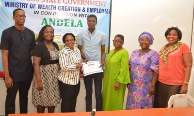 Wealth Creation Ministry Graduates 100 Students In ICT