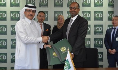 ICD Partners PTA Bank To Support Investments