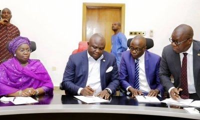 Lagos Issues N47b Bond