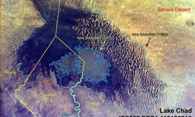 LCBC, POWERCHINA Sign MoU on Water Transfer to Lake Chad