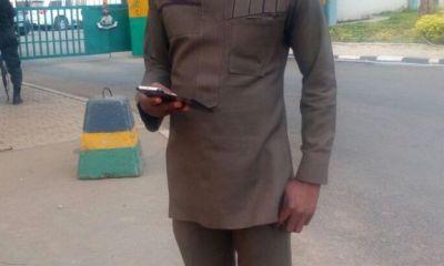 My Ordeal in Police Custody