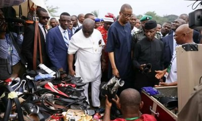 Osinbajo Flags Off Maiden SMEs Clinic in Aba