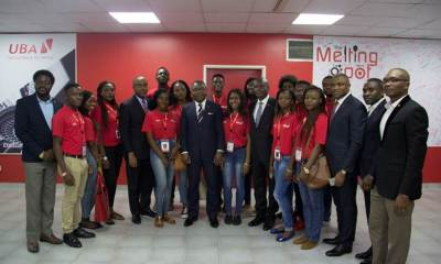 UBA Boosts Brand Affiliation, Unveils 15 Campus Ambassadors