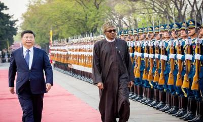 FG Begs China to Fast Track Projects in Nigeria