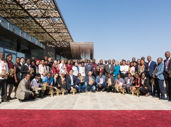 Forum Searches for 54 Young African Scientists