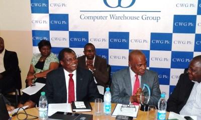 CWG Plc Appoints Olusegun Oso as Non-Executive Director