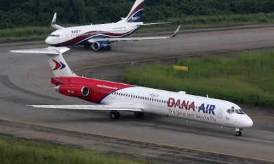 Nigerians Call for Revocation of Dana Air Operating Licence