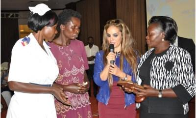 Merck Empowers Ugandan Infertile Women