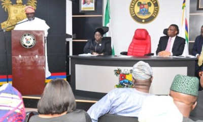 $30b Needed to Execute 30 Capital Projects in Five Years—Ambode