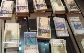 naira depreciate