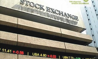 Equity Market Closes 0.25% Higher on Gains by Dangote Cement, Oando