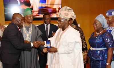 Investors Need Good Environment to do Business—Obasanjo