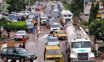Lagos Gets FG Approval to Reconstruct Airport Road