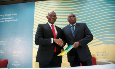 Heirs Holdings, Afreximbank Seal $100m Deal