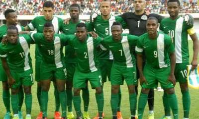 Nigeria Beat Togo 3-0 in Int'l Friendly