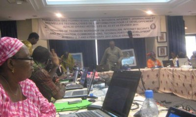 west african journalists