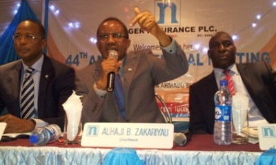 GCR Accords Financial Strength BB+(NG) Rating to Niger Insurance