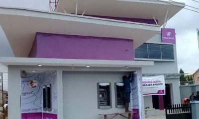 wema bank Maraba branch