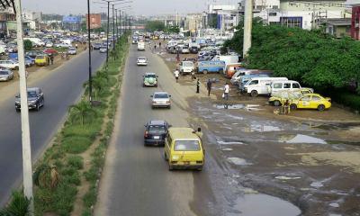 Lagos Begins Reconstruction of 10-Lane Oshodi-Int'l Airport Road