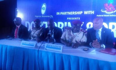 NB, FRSC Flag Off 10th Don't Drink And Drive Campaign