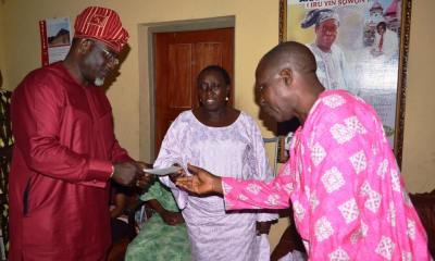 Oyo Government Donates N5m for Actor's Burial