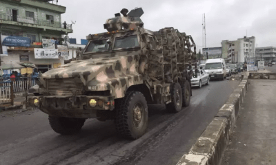 Nigerian Army to End Operation Python Dance II October 14