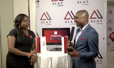 ALATbyWema Receives 'Best Digital Bank in Africa' Award