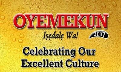 Goldberg Marks Oyemekun Festival with Akure Indigenes