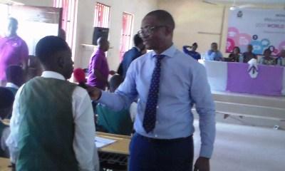 Wema Bank Marks World Savings Day with Students