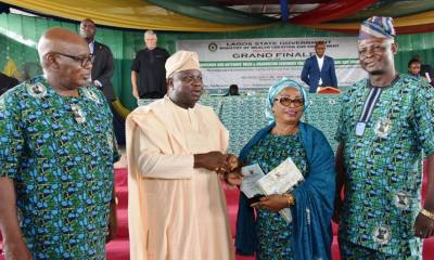 Lagos to Officially Engage Traders, Artisans to Boost Economy