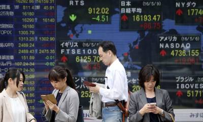 Asian Stocks Trade Bullish Thursday