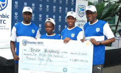 Stanbic IBTC Holds Annual Charity Walk in Lagos, Abuja, PH