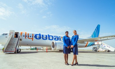 Flydubai Makes First Flight to Kilimanjaro International Airport