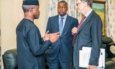 Nigeria Will Flourish When Citizens Thrive—Bill Gates