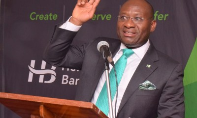 Banks Should Build Vibrant Economy Driven by SMEs—Heritage Bank CEO