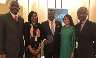 PHOTONEWS: Keystone Bank Wins in America for Empowering Women Entrepreneurs