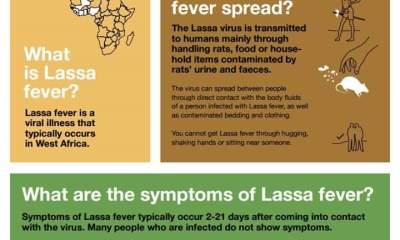 WHO Lauds Nigeria's Response to Lassa Fever Outbreak