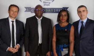 Sahara Group Backs Mercy Ships' Saving Lives Initiative