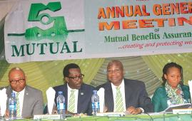Mutual Benefits Assurance AGM
