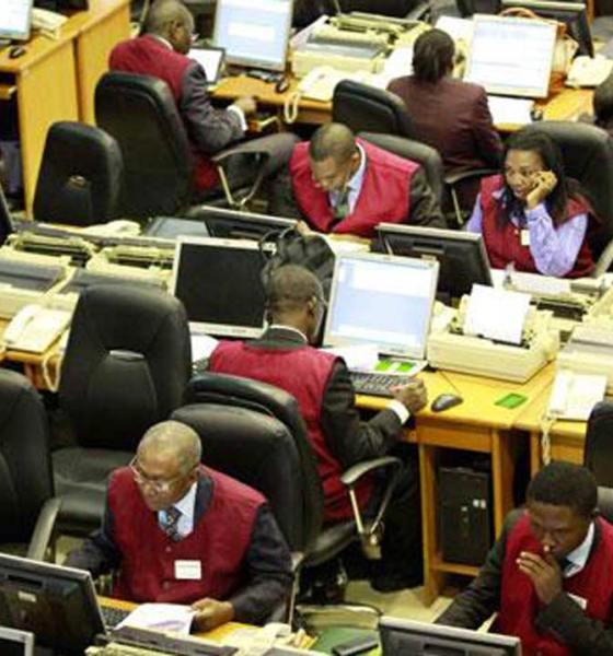 NSE market indices