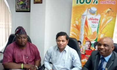 Chivita, Sugar Control Foundation Partner for Healthy Living